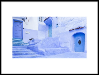 Art print titled El Salto by the artist Juan Cardador