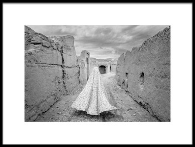 Art print titled Emancipation by the artist Ahmad Belbasi