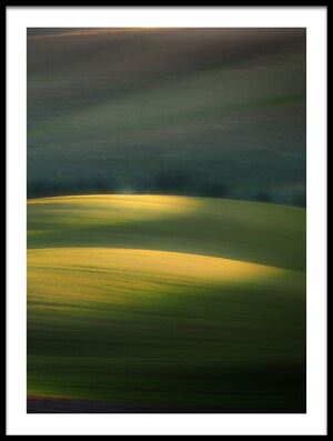 Art print titled Emerging from Dawn by the artist Marek Boguszak