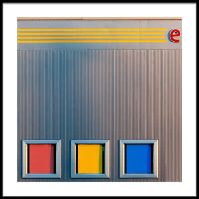 Buy this art print titled E-modern by the artist Gianluca Morello