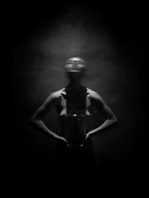 Buy this art print titled Emptiness by the artist Yaroslav Vasiliev-Apostol