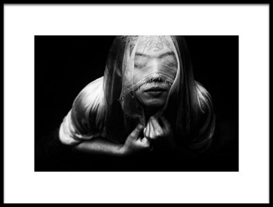 Buy this art print titled Emptiness In Me by the artist Agus Prasetya