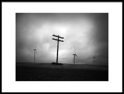 Art print titled Energi by the artist FRANCISCO SANCHEZ FOTOGRAFIAS