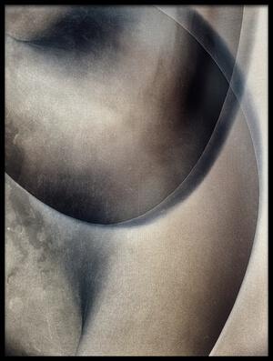 Art print titled Erotica II by the artist Harry Verschelden
