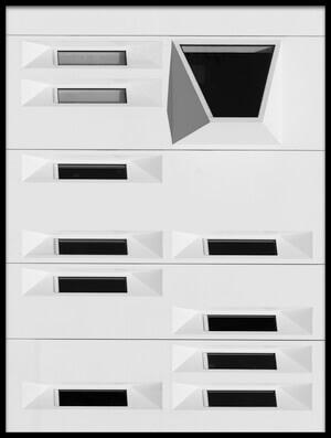 Buy this art print titled Essent Building Venlo by the artist jan niezen