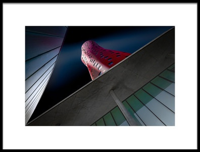 Art print titled Europium by the artist Holger Glaab