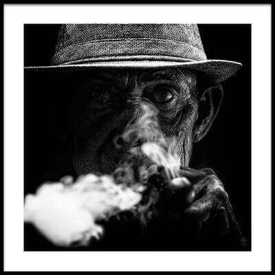 Art print titled Ex Mafioso by the artist Andi Halil