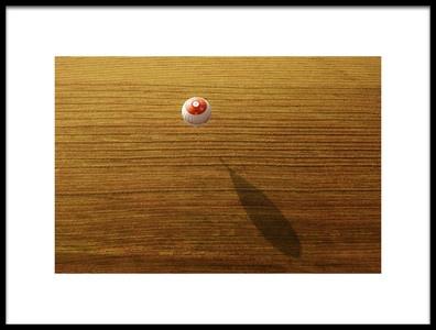 Art print titled Eye by the artist ash vain