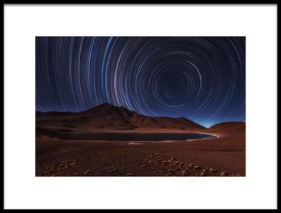 Art print titled Eye In the Sky by the artist Adhemar Duro