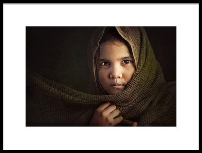 Buy this art print titled F I N A by the artist Arief Siswandhono