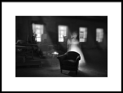 Art print titled Faded Memories by the artist Iordanis Keramidas
