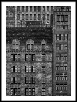Buy this art print titled Fifth Avenue by the artist Roxana Labagnara