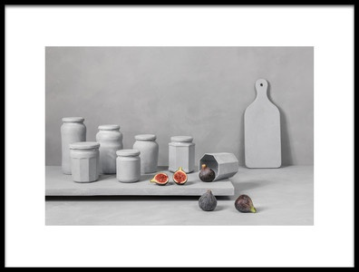 Art print titled Figs Destination by the artist Christophe Verot