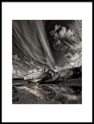 Buy this art print titled Final Place Mono by the artist Þorsteinn H. Ingibergsson