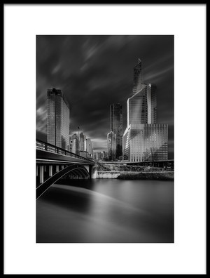 Buy this art print titled Financial District by the artist Correy christophe