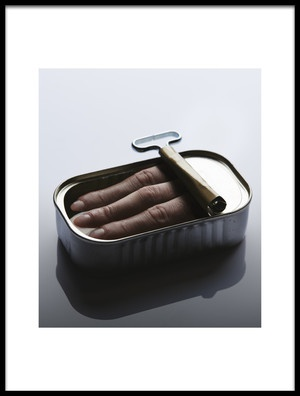 Buy this art print titled Finger Food by the artist Giacomo Bruno