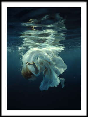 Buy this art print titled Flash by the artist Dmitry Laudin