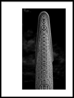 Buy this art print titled Flatiron II by the artist Jan Rauwerdink