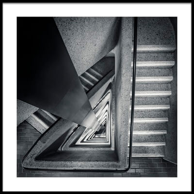 Buy this art print titled Floor 11 by the artist Nico T