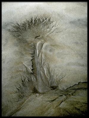 Art print titled Flow Pattern by the artist Nel Talen