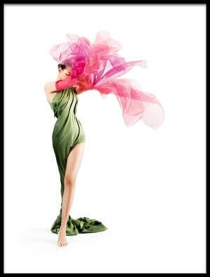 Buy this art print titled Flower by the artist José Luis Villar