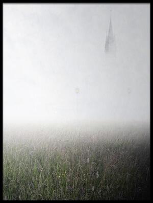 Buy this art print titled Fog by the artist Vladimir Laur