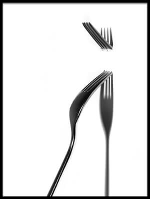 Buy this art print titled Fork? by the artist Wieteke de Kogel