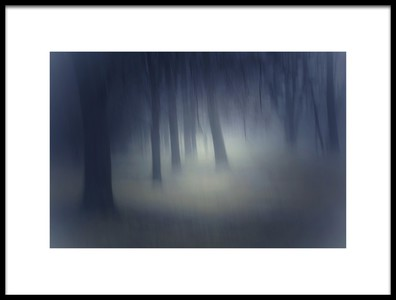 Art print titled Forrest by the artist Joseph Mazzucco
