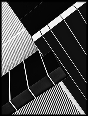 Art print titled Fragile Symmetry by the artist Paulo Abrantes