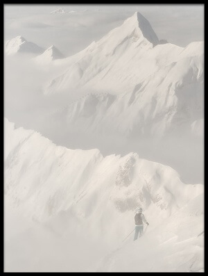 Buy this art print titled Freeride II by the artist margit lisa roeder