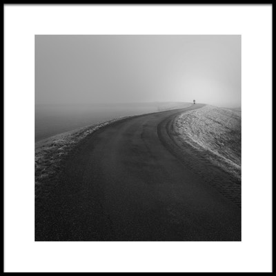 Art print titled From Nowhere by the artist Marco Maljaars