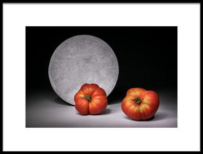 Buy this art print titled Full Moon by the artist Christophe Verot