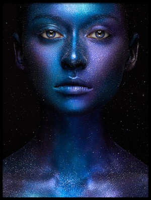 Buy this art print titled Galaxy by the artist Alex Malikov