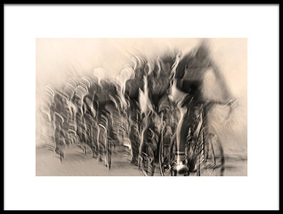 Art print titled Galibier by the artist Lou Urlings