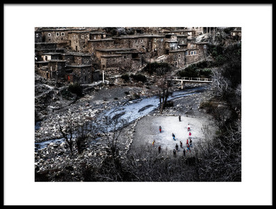 Buy this art print titled Game by the artist Martin Steeb