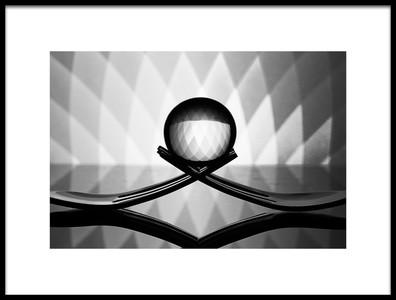 Art print titled Gel Ball by the artist Naoki Matsumura