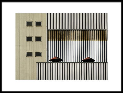 Art print titled Geometry by the artist Eric Mattheyses