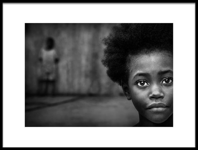 Art print titled Girl Power by the artist Marc Apers