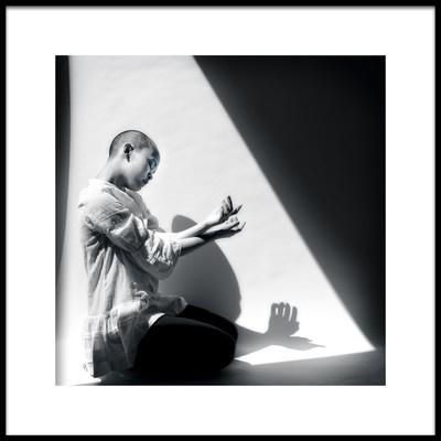 Art print titled Give Us Sunlight by the artist Frank Busch