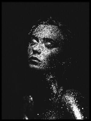 Buy this art print titled Glitter by the artist Artem Vasilenko