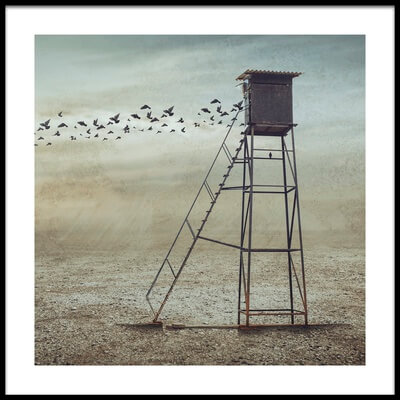 Buy this art print titled Go to Nature by the artist sulaiman almawash