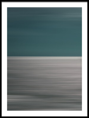 Buy this art print titled Going for the Horizon II by the artist Bernardine de Laat