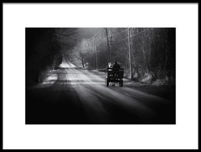 Art print titled Going Home by the artist Christian Duguay