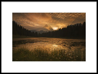Art print titled Good Morning by the artist Tony Goran