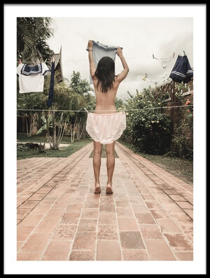 Buy this art print titled Grandma's Panties Are Dry by the artist polo d