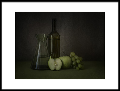 Buy this art print titled Green by the artist Lenka
