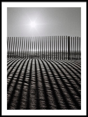 Art print titled Grey Over Grey by the artist Paulo Abrantes