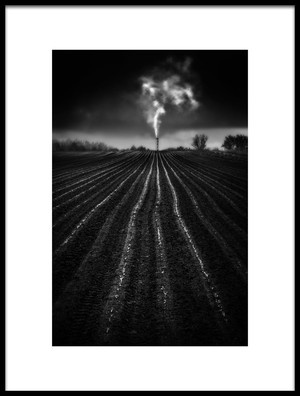 Art print titled Growing Industry by the artist Marc Apers
