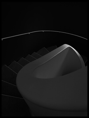Art print titled Handrails by the artist Olavo Azevedo