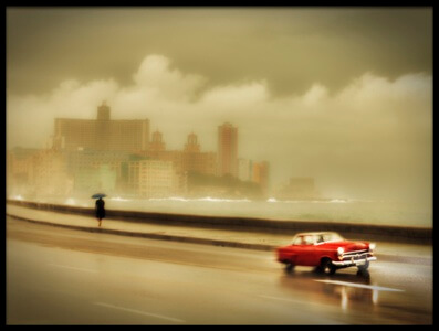 Buy this art print titled Havana Malecon by the artist Svetlin Yosifov